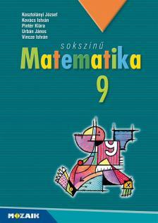 - MS-2309 SOKSZÍNŰ MATEMATIKA 9.