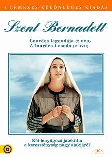 .. - Szent Bernadett díszdoboz