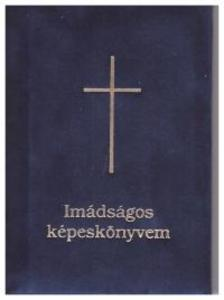 - Imádságos képeskönyvem - velúr