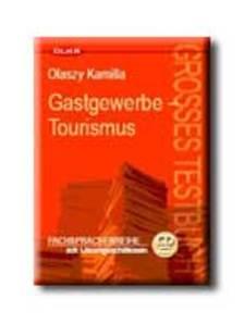 Olaszy Kamilla - GASTGEWERBE - TOURISMUS - GROSSES TESTBUCH