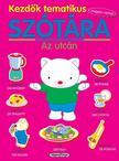 Kezdők tematikus szótára - Magyar-német: Az utcán<!--span style='font-size:10px;'>(G)</span-->