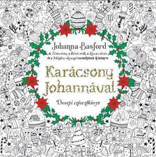 Johanna Basford - Karácsony Johannával