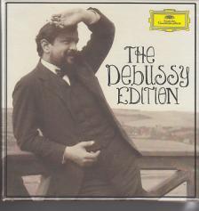 DEBUSSY - THE DEBUSSY EDITION 17CD + BONUS CD