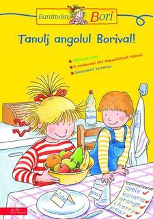 - Tanulj angolul Borival - Barátnőm, Bori foglalkoztató