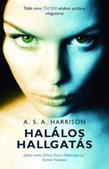 HARRISON, A.S.A. - Halálos hallgatás