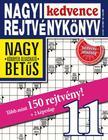 CSOSCH KIADÓ - Nagyi Kedvence Rejtvénykönyv 11.