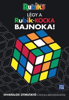- Légy a Rubik kocka bajnoka