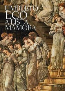 Umberto Eco - A lista mámora