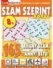 CSOSCH KIADÓ - ZsebRejtvény SZÁM SZERINT Könyv 8.