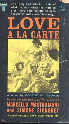 George, George St. - Love A La Carte [antikvár]