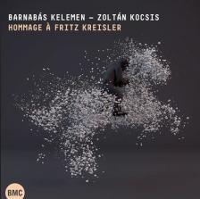 HOMMAGE A FRITZ KREISLER CD - KELEMEN BARNABÁS, KOCSIS ZOLTÁN
