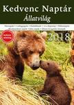 CSOSCH KIADÓ - Kedvenc Naptár 2018 - Állatvilág