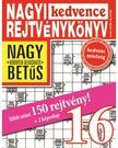 CSOSCH KIADÓ - Nagyi Kedvence Rejtvénykönyv 16.
