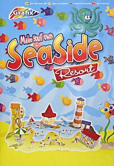 Grafix - Seaside Resort - Tengerparti modellkönyv