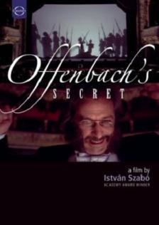 Szabó István - OFFENBACH SECRET DVD SZABÓ ISTVÁN