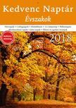 CSOSCH KIADÓ - Kedvenc Naptár 2018 - Évszakok