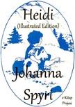 Johanna Spyri, Elisabeth P. Stork, Maria L. Kirk - Heidi [eKönyv: epub,  mobi]