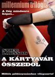 Stieg Larsson - A kártyavár összedől - Millennium sorozat III.<!--span style='font-size:10px;'>(G)</span-->