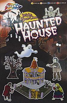 Grafix - Haunted house - Kísértetház modellkönyv
