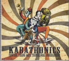 KABATRONICS - FANFARA TIRANA MEETS TRANSGLOBAL UNDERGROUND CD - KABATRONICS -