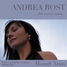 MOZART - ARIAS CD ROST ANDREA