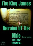 Murat Ukray King James, - The King James Version of the Bible [eKönyv: epub,  mobi]