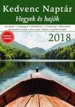 CSOSCH KIADÓ - Kedvenc Naptár 2018 - Hegyek és hajók