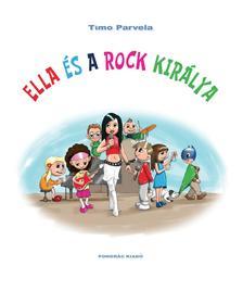 PARVELA, TIMO - Ella és a rock királya