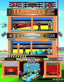 - TEAMBOYS - HOUSES - Motorverseny
