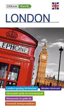 Dr. Somorjai Ferenc, Sünje Carstensen - London útikönyv - kivehető térképmelléklettel