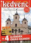 CSOSCH KIADÓ - Kedvenc Kalendárium 2016/4. ###<!--span style='font-size:10px;'>(G)</span-->