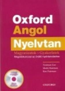 COE - HARRISON - PATERSON - OXFORD ANGOL NYELVTAN MAGYARÁZATOK - GYAKORLATOK CD-VEL