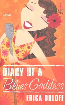 ORLOFF, ERICA - Diary of a Blues Goddess [antikvár]