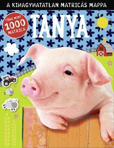 - Tanya - matricás foglalkoztató, több mint 1000 matrica