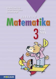 - MS-1731 SOKSZÍNŰ MATEMATIKA 3.O. I. FÉLÉV