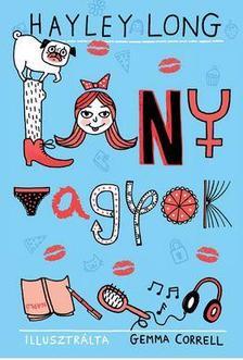 Hayley Long - Lány vagyok