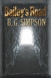 Simpson B. G. - Bailey's Road [eKönyv: epub,  mobi]