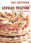 Dr. Oetker - LEVELES TÉSZTÁK - ÉDESEN ÉS PIKÁNSAN