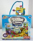 Grafix - Shark & Friends - Cápa és barátai puzzle