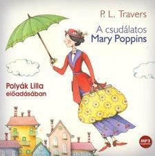 Pamela Lyndon Travers - A csudálatos Mary Poppins - HANGOSKÖNYV