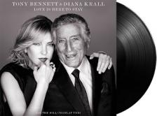 DIANA KRALL - LOVE IS HERE TO STAY LP TONY BENNETT & DIANA KRALL