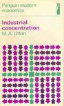 UTTON, M.A. - Industrial Concentration [antikvár]