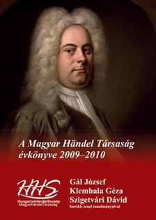 - A Magyar Händel Társaság évkönyve