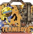 TEAMBOYS - STICKERS - Lovag<!--span style='font-size:10px;'>(G)</span-->