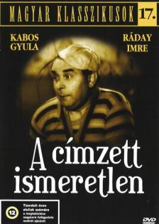 Gaál Béla - CÍMZETT ISMERETLEN DVD MAGYAR KLASSZIKUSOK 17.