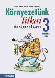 - MS-1414 KÖRNYEZETÜNK TITKAI 3/II. FÉLÉV