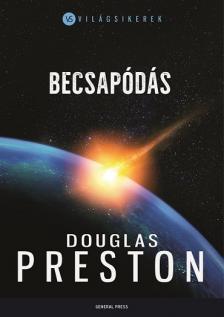 Douglas Preston - Becsapódás