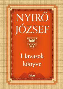 NYÍRŐ JÓZSEF - Havasok könyve