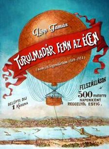Lipp Tamás - TURULMADÁR FENN AZ ÉGEN