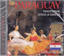 - PARAGUAY CD TRADITIONAL SONGS & DANCES ELENCO KO`ETI